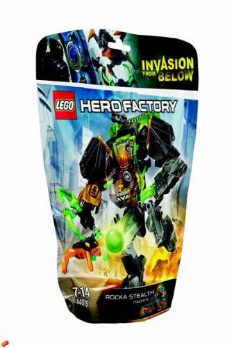 LEGO Hero Factory ROCKOV TAJNÝ STROJ