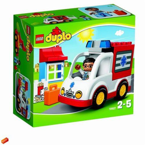 LEGO Duplo Ville Sanitka