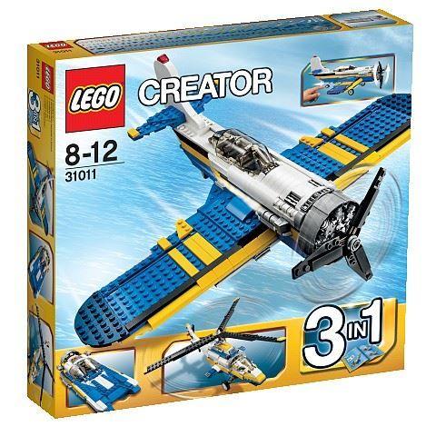 LEGO Creator Letecké dobrodružstvá