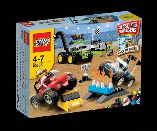 LEGO Kocky Monster Trucks