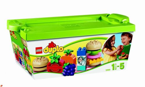 LEGO Duplo kocky Tvorivý piknik
