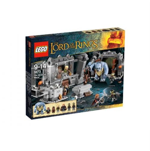 LEGO Lord of the Rings Bane v Moria