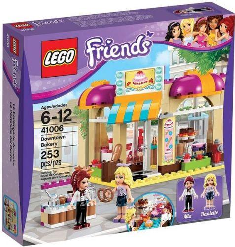LEGO Friends Pekáreň v centre