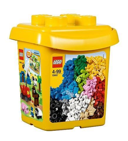 LEGO Kocky Tvorivé vedierko
