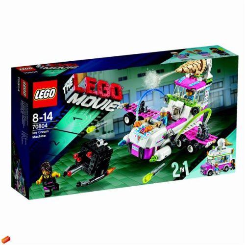 LEGO Movie Zmrzlinársky stroj