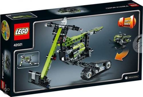 LEGO Technic Snežný skúter