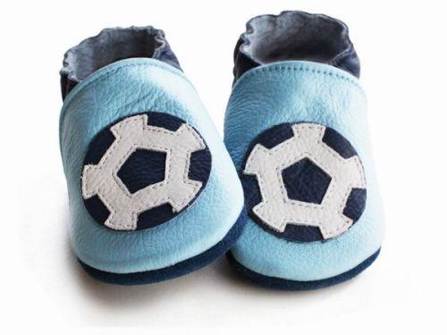 LILIPUTI futbalová lopta topánky