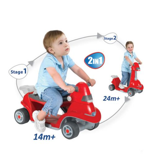 SMART TRIKE All in One Stage 5