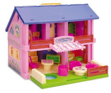 WADER domček pre bábiky 25400