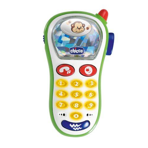 CHICCO Vibrujúci telefón