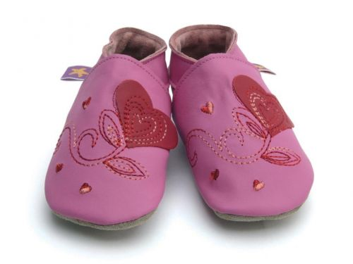 STARCHILD Appliqué topánky