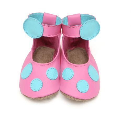 STARCHILD Ballet Dot topánky