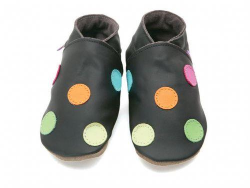 STARCHILD Polka Dot Choc topánky