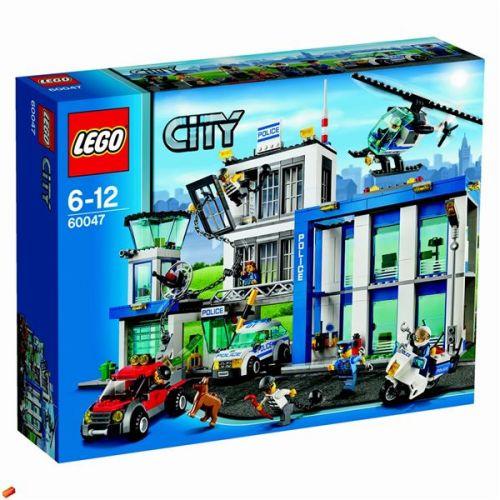 LEGO City Policajná stanica