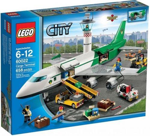 LEGO City Nákladný terminál