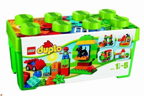 LEGO Duplo kocky LEGO® , DUPLO® Box plný zábavy