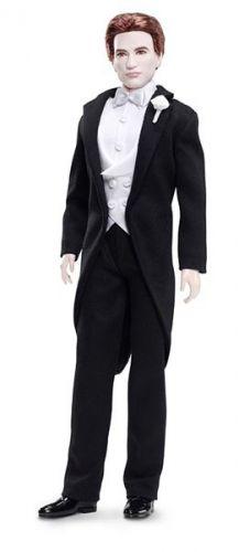 MATTEL Barbie Twilight Edward v svadobnom