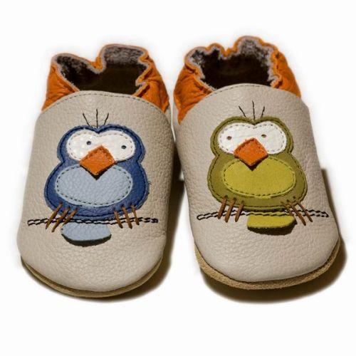 LILIPUTI vtáčiky topánky