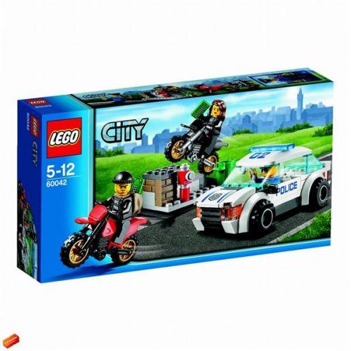 LEGO City Vysokorýchlostná policajná naháňačka