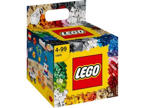 LEGO Kocky Kreatívna zostaviteľná kocka