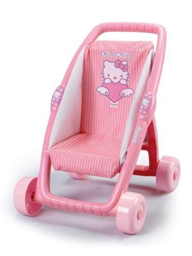 SMOBY Športovný kočiarik pre bábiky Hello Kitty
