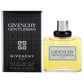 Givenchy Gentleman toaletná voda pre mužov 50 ml cena od 0,00 €