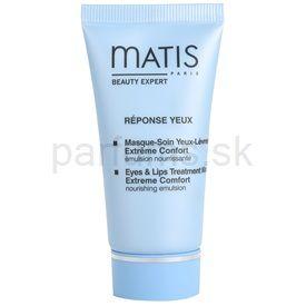 MATIS Paris Réponse Yeux maska na oči pre všetky typy pleti (Eyes and Lips Treatment Mask) 20 ml