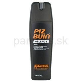 Piz Buin Allergy sprej na opaľovanie so strednou UV ochranou SPF 15 (Sun Spray) 200 ml