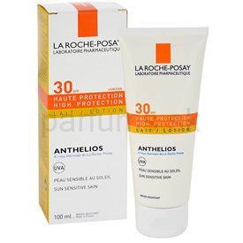 La Roche-Posay Anthelios mlieko na opaľovanie s vysokou UV ochranou SPF 30 (Lotion, Sun Sensitive Skin) 100 ml