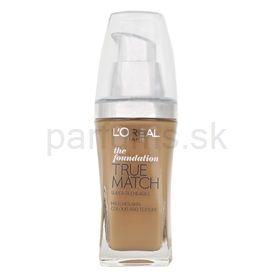 L'Oréal Paris True Match tekutý make-up odtieň W5 Honey Sand (The Foundation) 30 ml