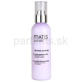 MATIS Paris Réponse Jeunesse čistiaca emulzia pre všetky typy pleti (Essential Cleansing Emulsion Paraben Free) 200 ml