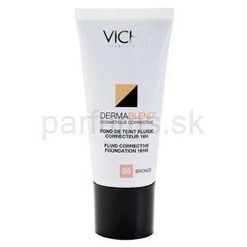 Vichy Dermablend tekutý make-up odtieň 55 Bronze SPF 35 (Fluid Corrective Foundation) 30 ml
