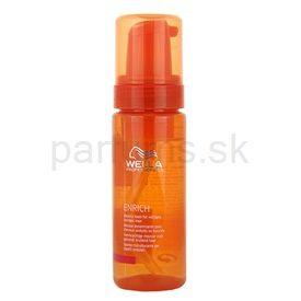 Wella Professionals Enrich pena na vlasy pre vlnité vlasy (Bouncy Foam) 150  ml cena a4cb9436843