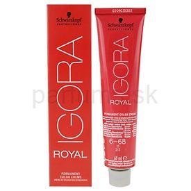 Schwarzkopf Professional IGORA Royal farba na vlasy odtieň 3-0 (Colorists´s Color Creme) 60 ml