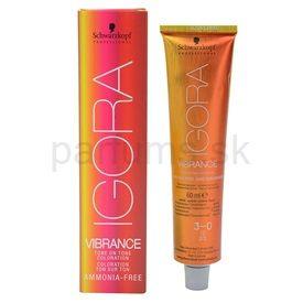 Schwarzkopf Professional IGORA Vibrance farba na vlasy odtieň 7-5 (Tone on Tone Coloration) 60 ml