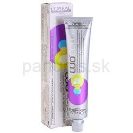 L'Oréal Professionnel LuoColor farba na vlasy odtieň 4 (Nutrishine Technologie Color Cream) 50 ml
