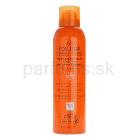 Collistar Speciale Abbronzatura Perfetta sprej na opaľovanie so strednou UV ochranou SPF 20 (Moisturizing Tanning Spray) 200 ml