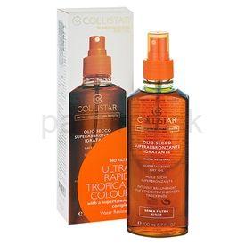 Collistar Speciale Abbronzatura Perfetta olej na opaľovanie bez filtru (Supertanning Dry Oil) 200 ml
