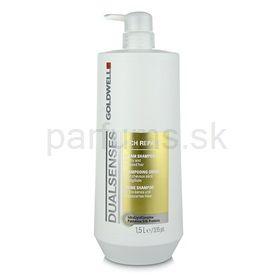 Goldwell Dualsenses Rich Repair regeneračný šampón pre suché a poškodené vlasy (Shampoo) 1500 ml cena od 0,00 €