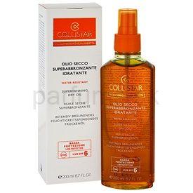 Collistar Speciale Abbronzatura Perfetta olej na opaľovanie SPF 6 (Supertanning Dry Oil) 200 ml