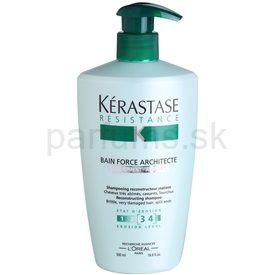 Kérastase Resistance šampón pre slabé, namáhané vlasy (Reconstructing Shampoo) 500 ml