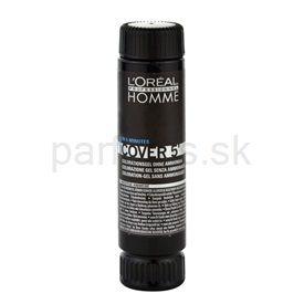 L'Oréal Professionnel Homme Color farba na vlasy 3 ks odtieň 6 Dark Blond (Color Gel Ammoniak-free) 3x50 ml