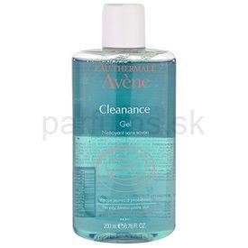 Avene Cleanance čistiaci gél pre problematickú pleť, akné (Gel Nettoyant sans savon) 200 ml cena od 0,00 €