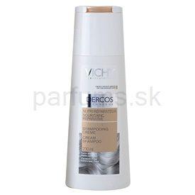 Vichy Dercos Nutri Reparateur vyživujúci šampón pre suché a poškodené vlasy (Nourishing Reperative Cream shampoo) 200 ml