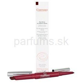 Avene Couvrance růž + ceruzka na pery odtieň 01 (Duo Lèvres et contours clair) 1,45 g cena od 0,00 €