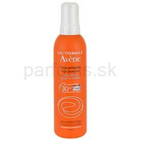 Avene Sun Kids opaľovací sprej pre deti SPF 30 (Sun Spray for Children) 200 ml cena od 0,00 €