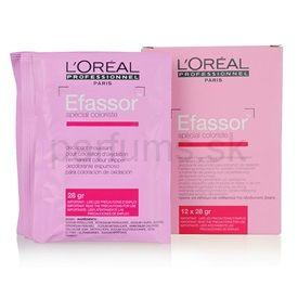 L'Oréal Professionnel Efassor odstraňovač farby z vlasov (Permanent Colour Stripper) 12x28 g