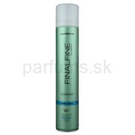 Montibel-lo Finalfine lak na vlasy silné spevnenie (Hairspray Strong Hold) 500 ml