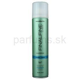 Montibel-lo Finalfine lak na vlasy silné spevnenie Finalfine (Strong - Gas free Shine professional hairspray - Gas free) 400 ml