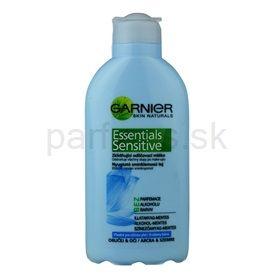 Garnier Essentials Sensitive odličovacie mlieko pre citlivú pleť (Cleansing Milk) 200 ml